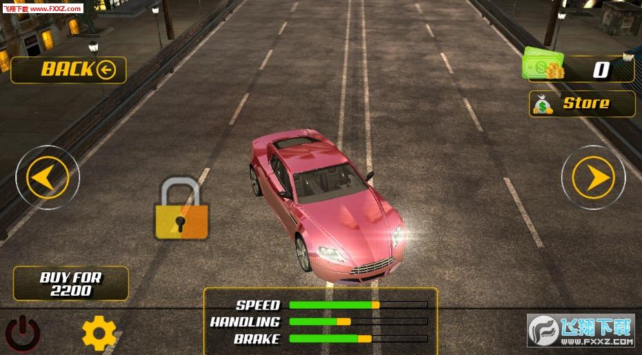 赛车驾驶游戏