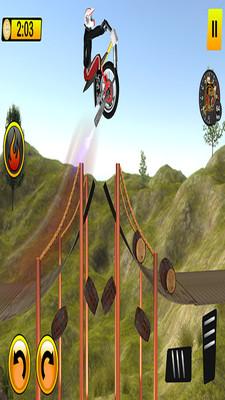 One Wheel Bike Stunts安卓版截图0