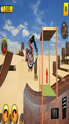One Wheel Bike Stunts安卓版截图2