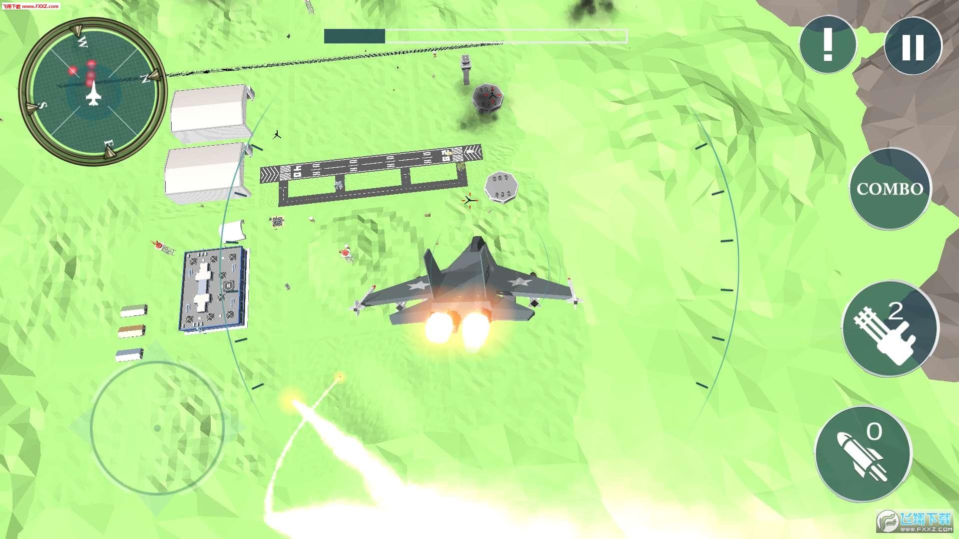 WarPlanes安卓版截图2
