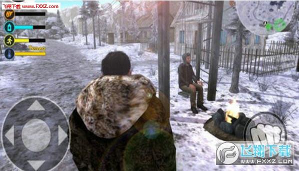 Cold North Survival官方版v1.5截图2