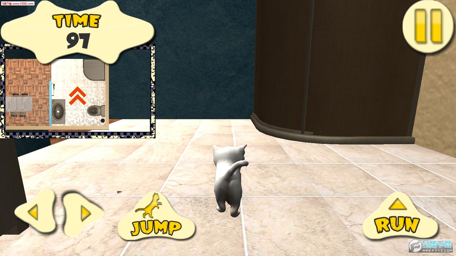 疯狂的凯蒂猫免费版2.0截图2