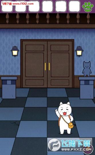 逃脱游戏白猫大冒险手游