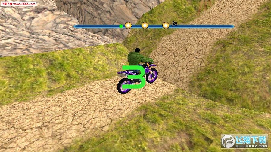 自行车特技3D手游