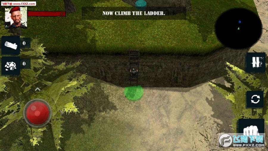 陆军突击队丛林生存手游