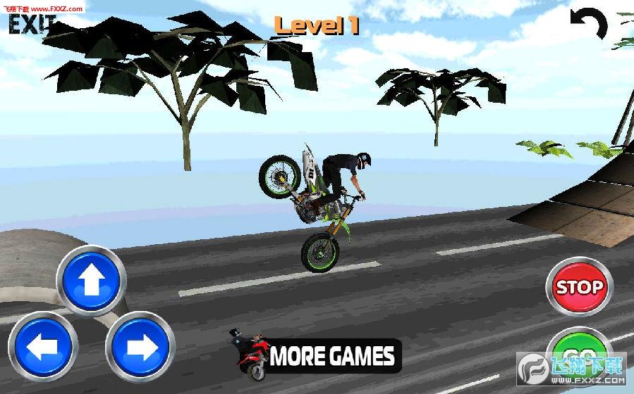 3D特技自行车驾驶手游官方版