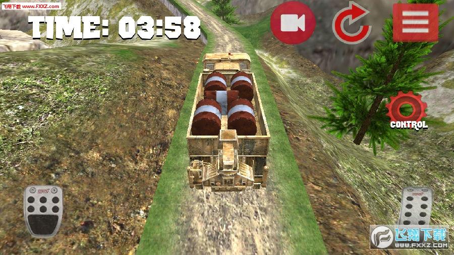 卡车越野3D免费游戏