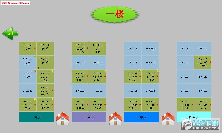 包租婆出租房管理系统