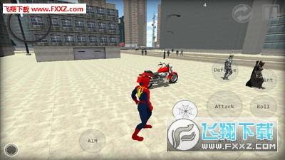 蜘蛛侠决战拉斯维加斯手机版v1.0.5.2截图3