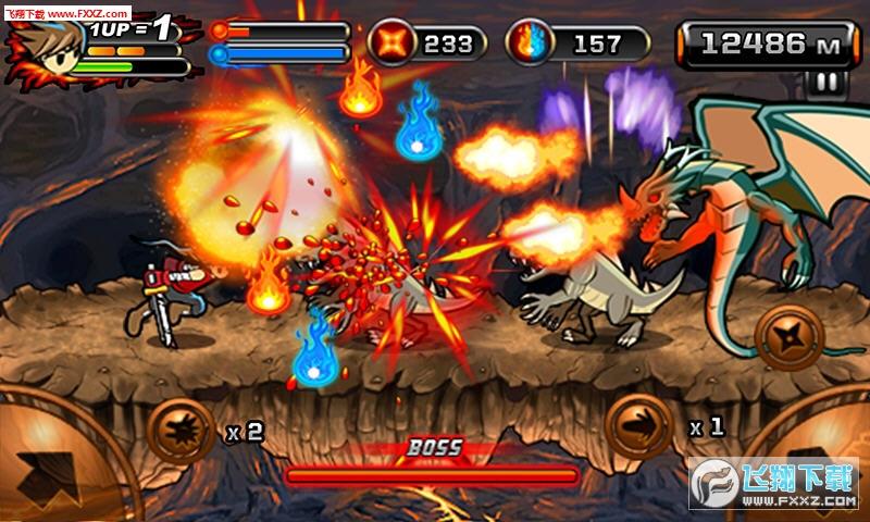 魔界忍者2火龙皇之战最新版v2.0.1截图0