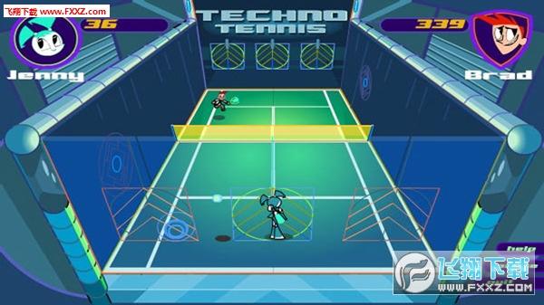 超弹力网球截图3