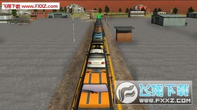 城市列车运输模拟器手机版v1.0截图3