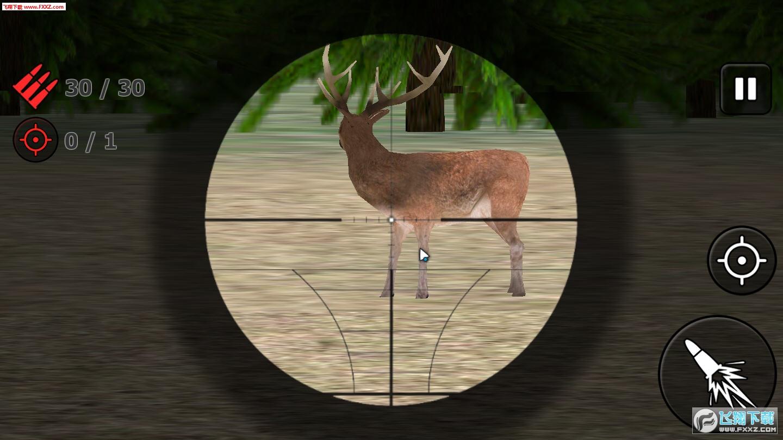 猎人狙击手3D1.01截图1