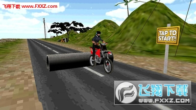 3D特技自行车驾驶手游官方版V1.05截图2