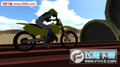 摩托车越野赛3D手机版v1.0截图3