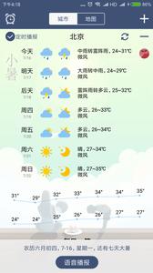 农夫天气APP手机版V2.0.3截图2