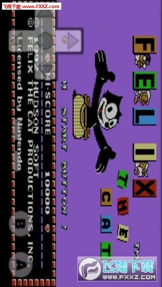 菲力克斯猫安卓版v1.2截图0
