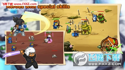 边境战士游戏手机版v2.2.2截图2