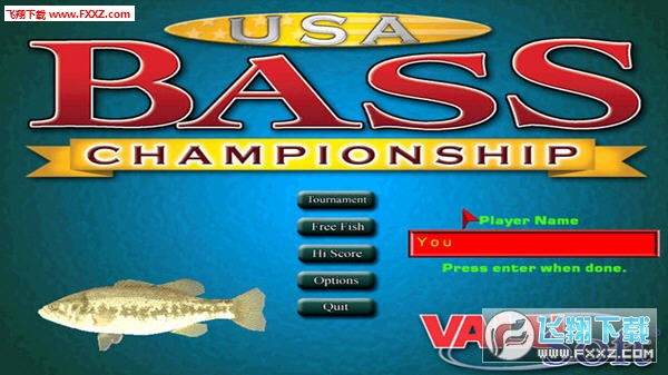 美国钓鱼大赛截图2