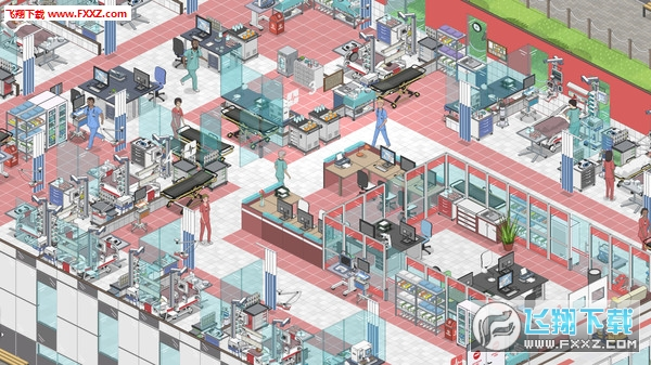 Project Hospital截图0