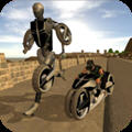 机器人摩托复仇最新版v1.0