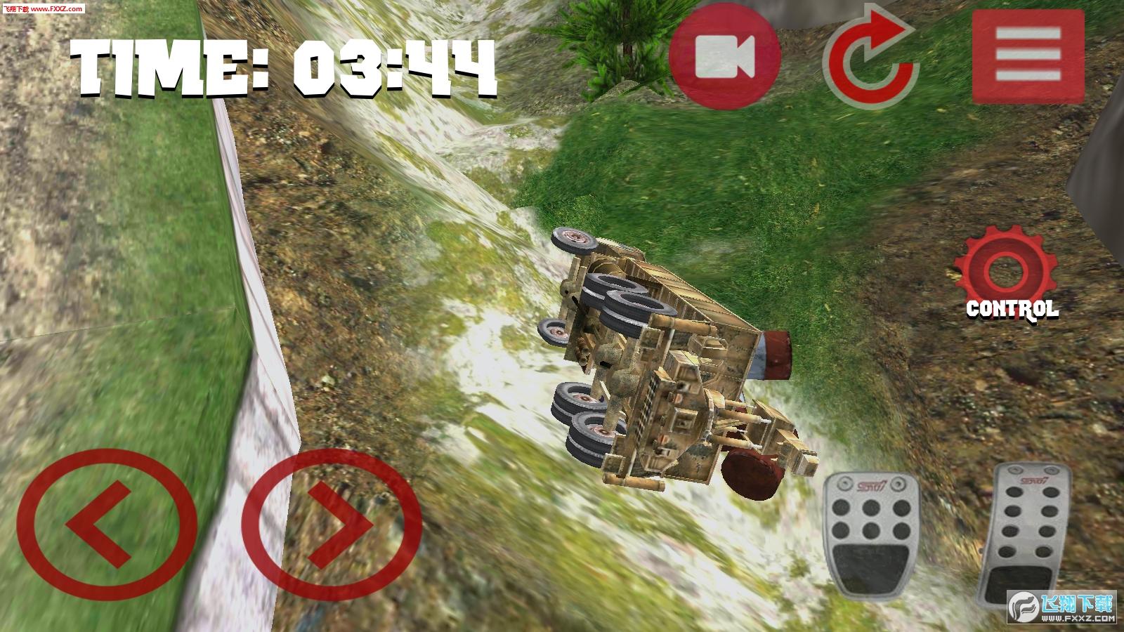 卡车越野3D免费游戏1.02截图2