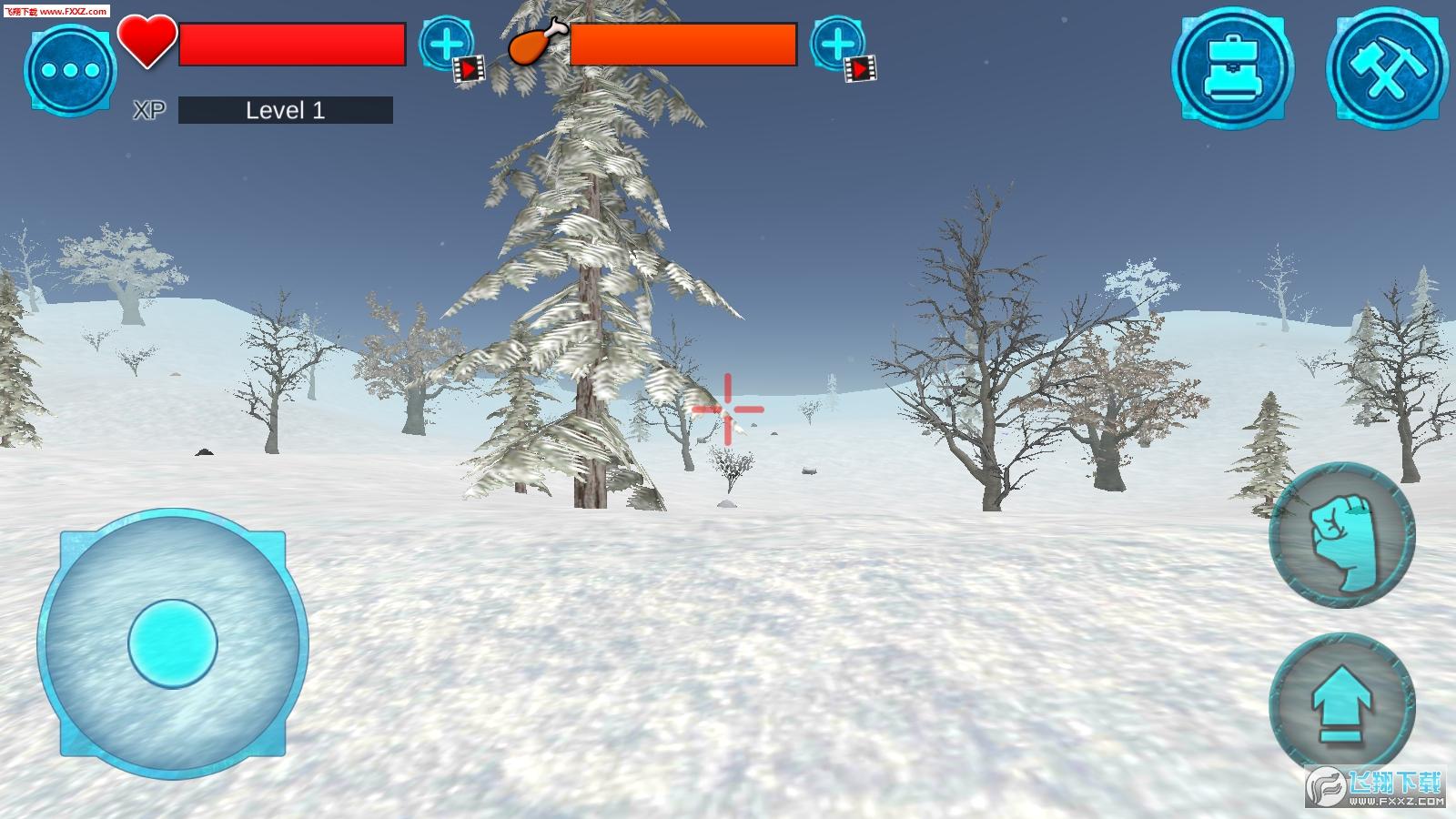 荒岛生存冬季版免费游戏1.0截图1