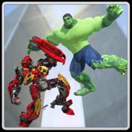 绿巨人VS救援机器人1.2