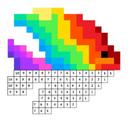 数字填色像素涂色手游 v1.0