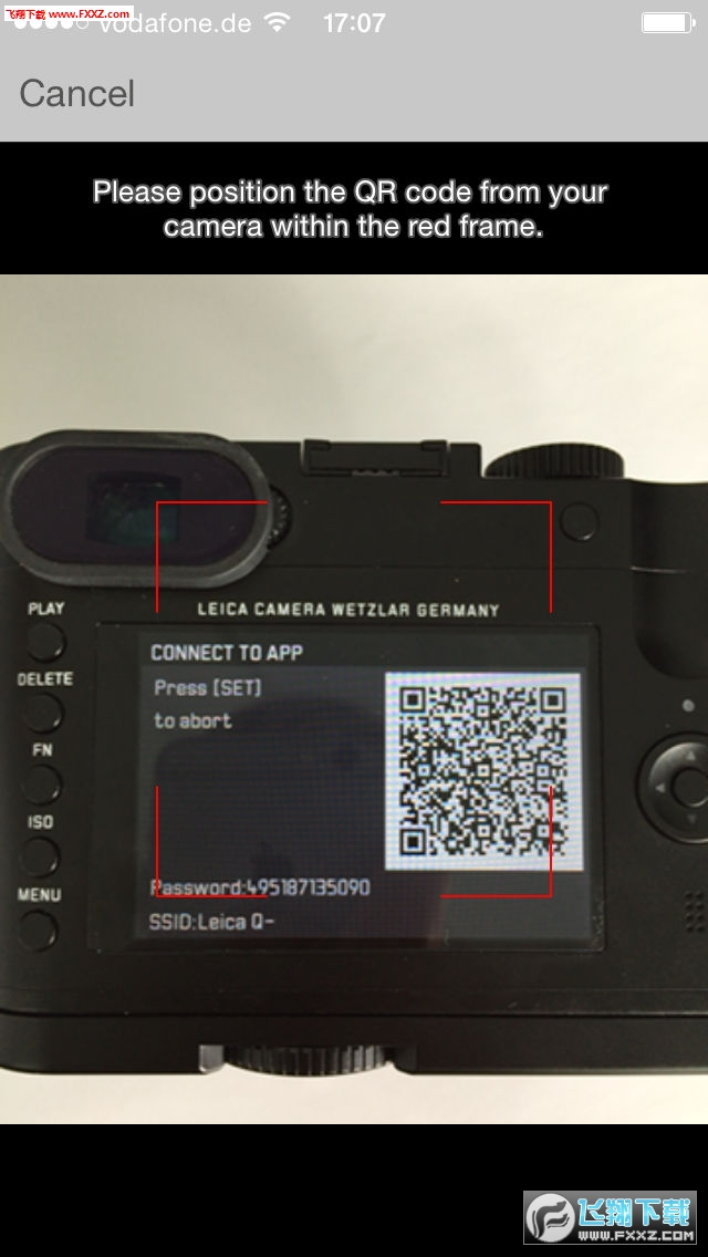 Leica Q相机v1.0.2.1截图1