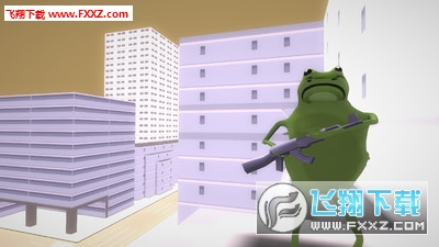 疯狂青蛙模拟器手游v1.0截图0