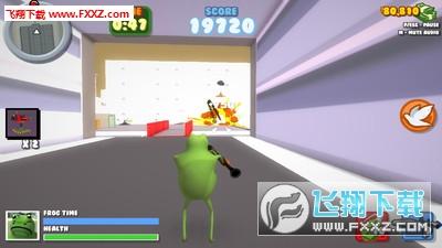 疯狂青蛙模拟器手游v1.0截图2