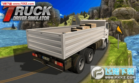 Truck Driver Simulator FREE手游v1.07截图2