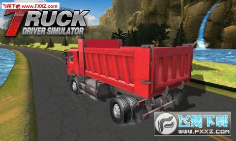 Truck Driver Simulator FREE手游v1.07截图3