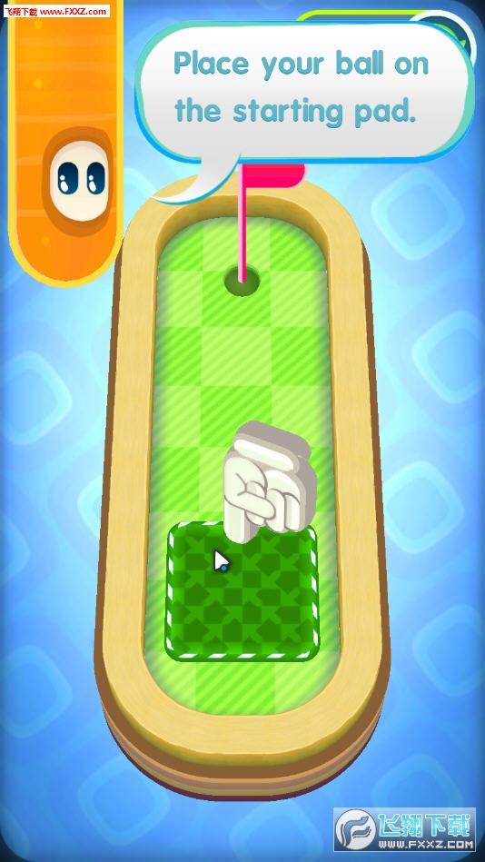 迷你高尔夫对抗赛2.8.0截图1