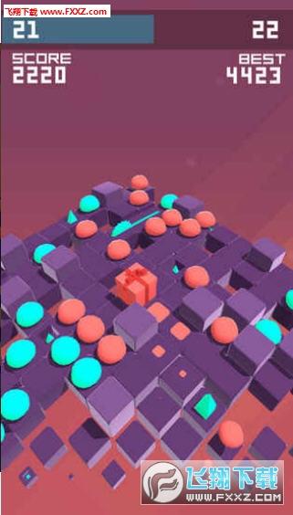 Splashy Cube手游0.1截图1