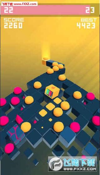 Splashy Cube手游0.1截图2