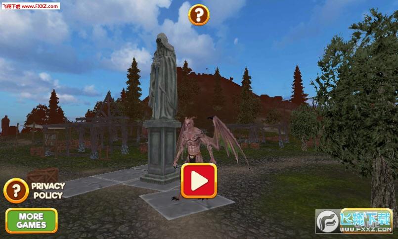 石像鬼模拟器3D手机版