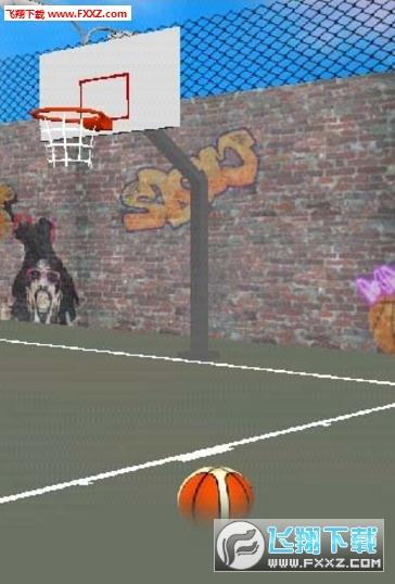投篮大赛游戏