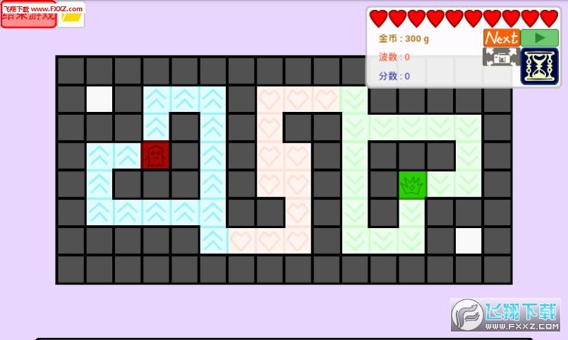 几何防御战2手机版