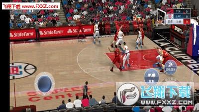 NBA 2K19手机中文版v46.0.1截图0
