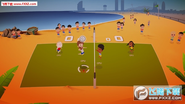 Super Volley Blast游戏截图4