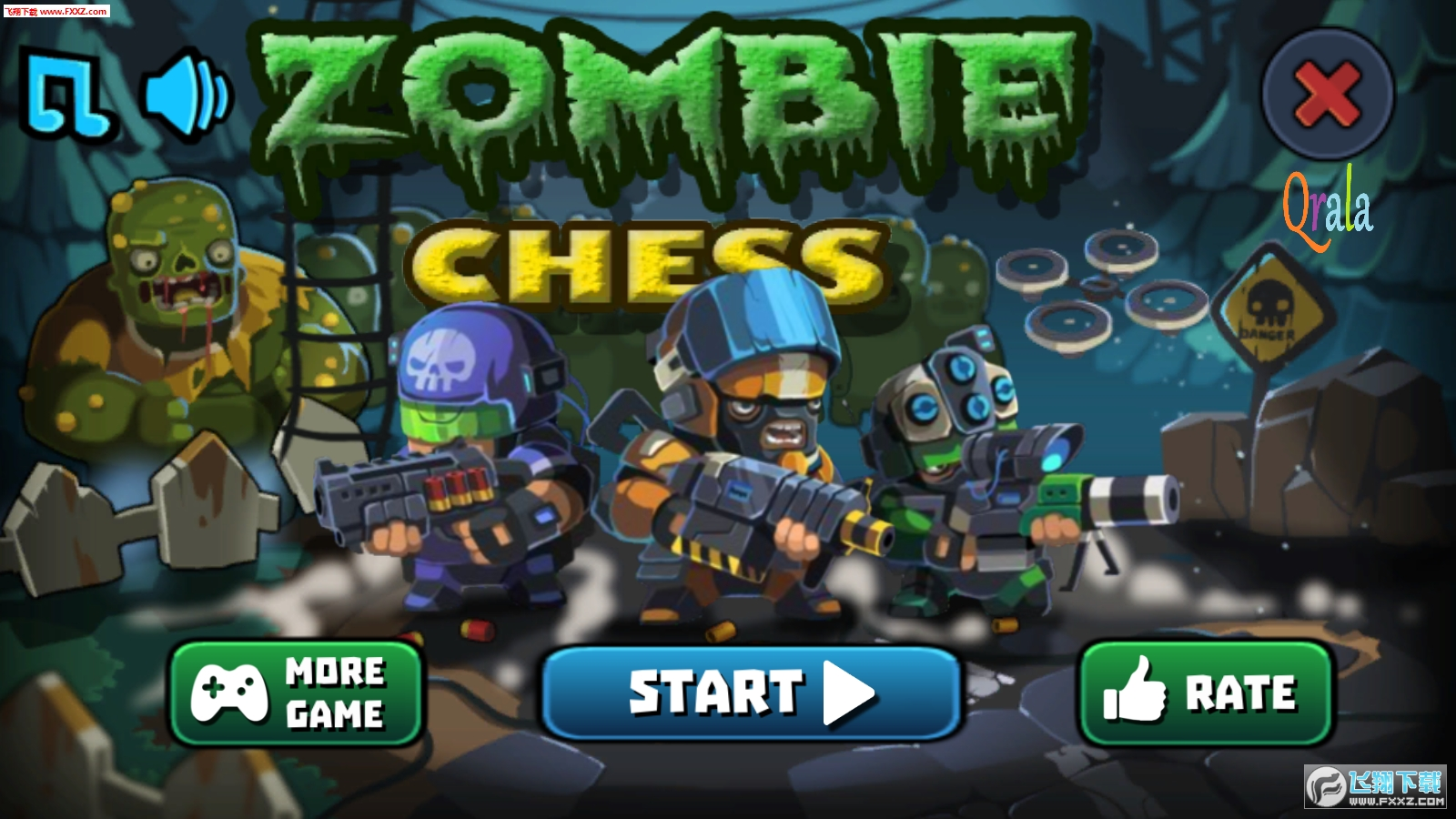Zombie chess 2020免费游戏1.1.0.6.2截图0