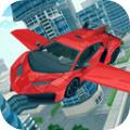 3D飞行汽车模拟安卓版2.8