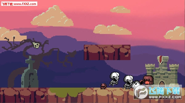 骷髅冲刺(Skull Rush)截图3