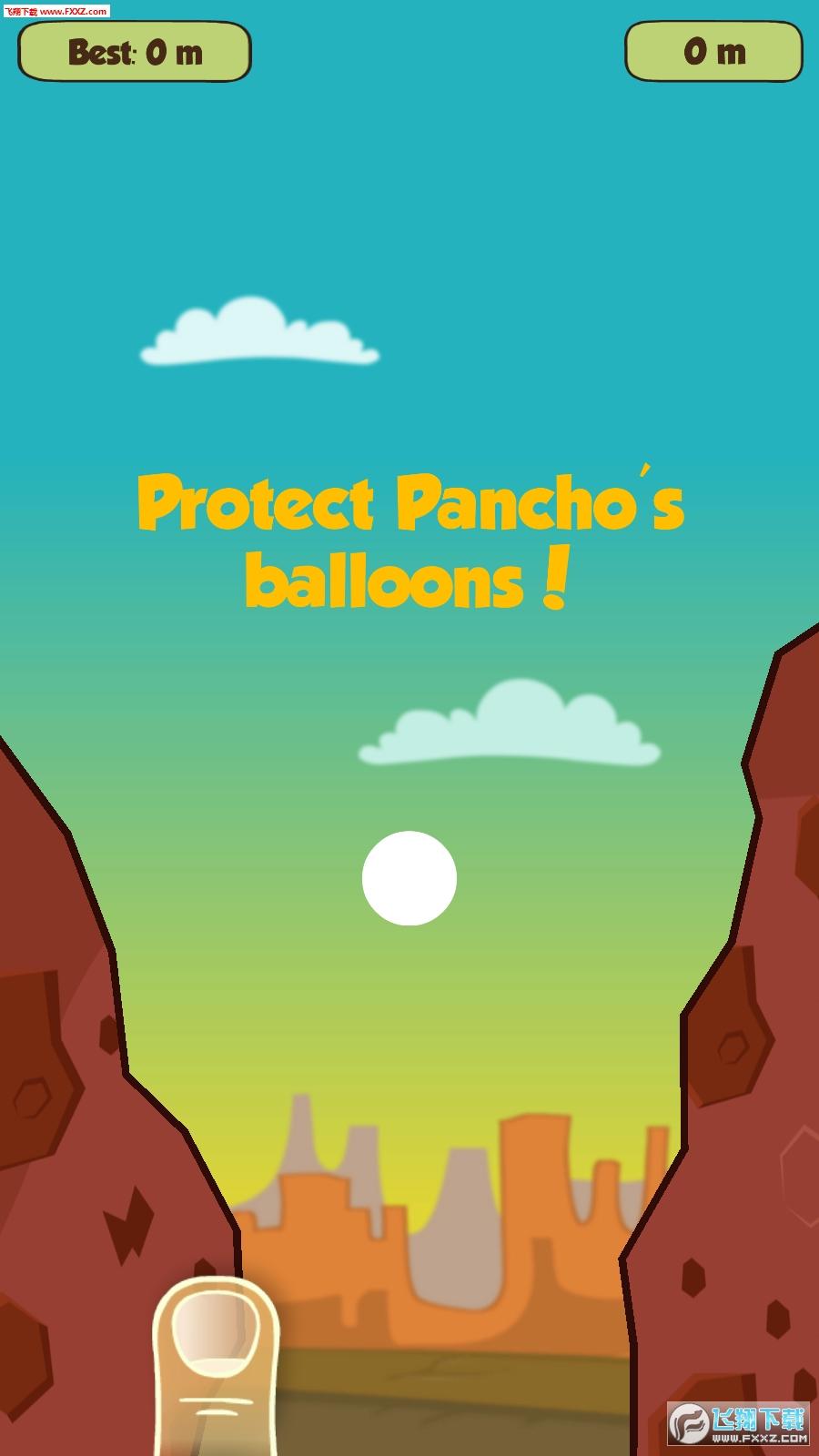 Pancho Rise Up免费游戏1.0截图0