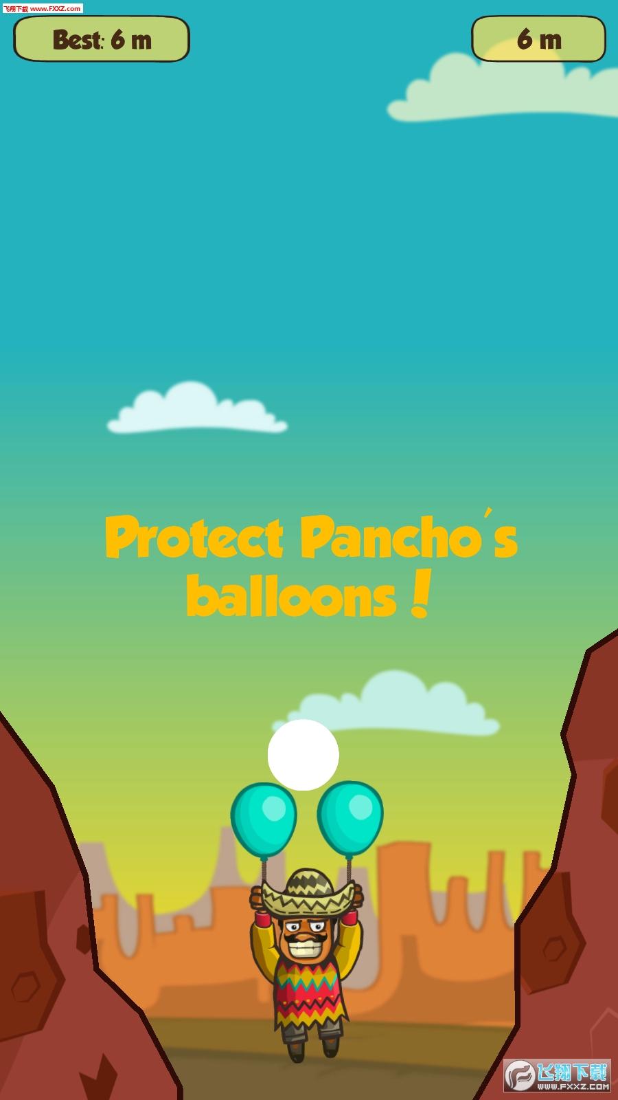 Pancho Rise Up免费游戏1.0截图1