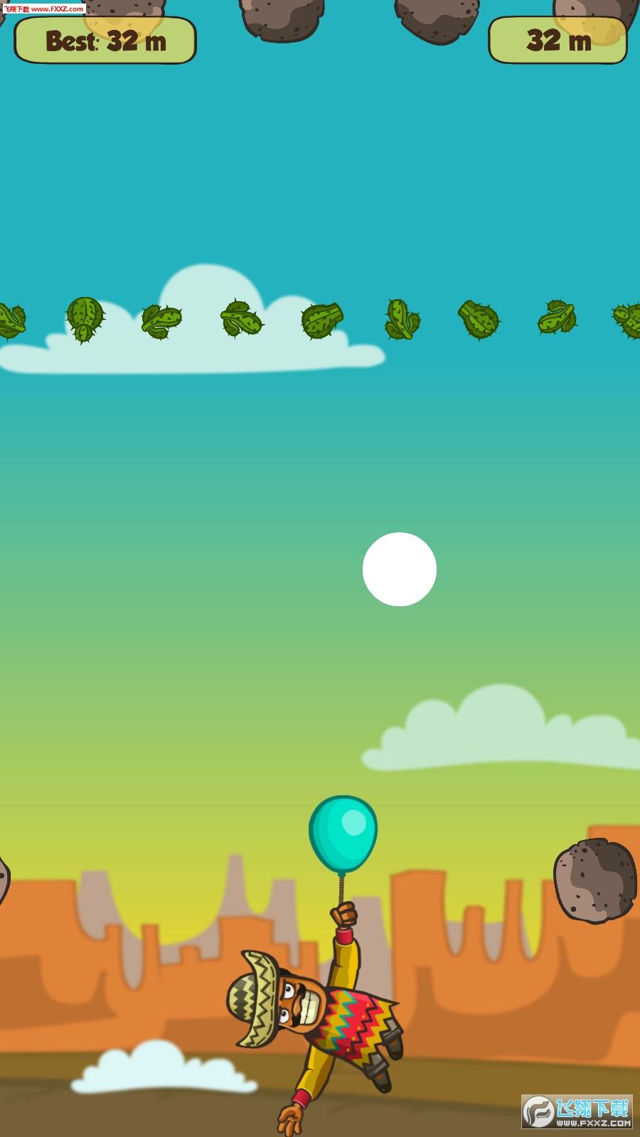 Pancho Rise Up免费游戏1.0截图2