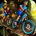 自行车下坡超级英雄孩子手机版 v1.1