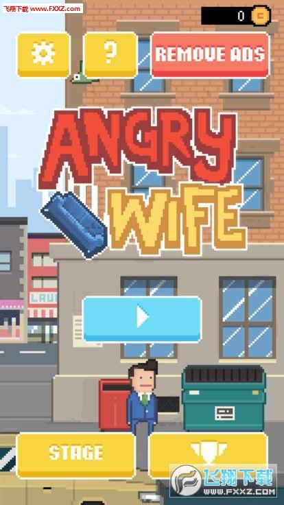 Angry Wife Game游戏1.0截图0